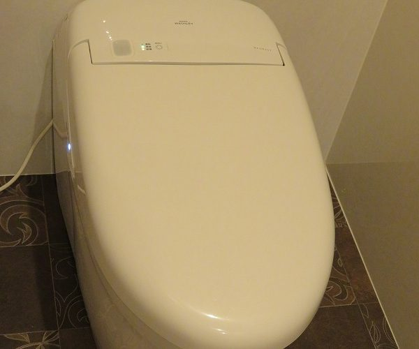 トイレ勝手に壊れる事件2~再びの悪夢~
