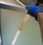 フェンスを切って短くしたい!「切り詰め」作業はフェンス設置の最難関!?