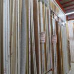 イナバガレージの内天井カスタム(天井材の選択)