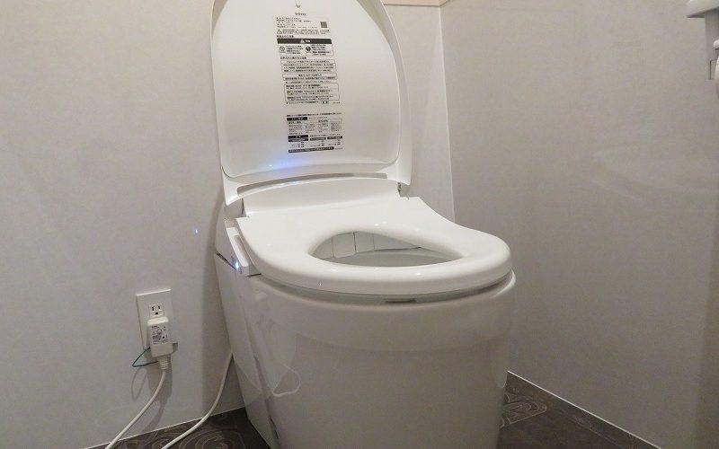 トイレ勝手に壊れる事件! 自動トイレは手動ダメ!?~事件発生編~