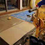 ガレージ床をタイル張りにDIY⑥【補足】
