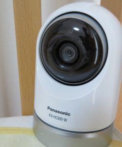 Panasonicのセキュリティシステム「スマ@ホーム」をベビーモニターとして使う!