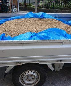 建材屋さんを利用する【砂利を買って庭に敷きたい!】